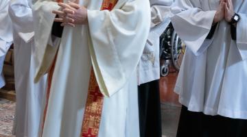 Abp Ryś: jesteś diakonem – to znaczy, że masz służyć! – święcenia diakonatu i obłóczyny w WSD w Łodzi
