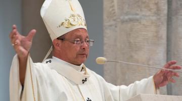 Abp Ryś: przychodząc do Łodzi nie mogłem wam zaproponować niczego innego, jak tylko i wyłącznie Słowo Boże!
