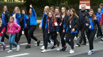 XXVII. Ogólnopolskie Igrzyska Młodzieży Salezjańskiej w Łodzi