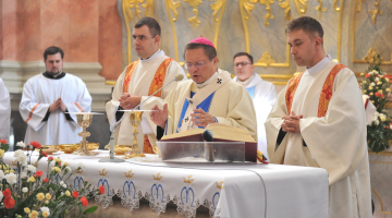 Archidiecezjalna Pielgrzymka grup Żywego Różańca do Matki Bożej Łaskiej