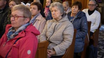 Abp Ziółek w łódzkim Karmelu: jesteśmy powołani, by być świętymi żyjąc miłością!