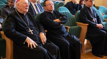Inauguracja Roku Akademickiego 2019/2020 w uczelniach teologicznych Łodzi