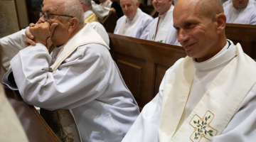 Rekolekcje kapłańskie w katedrze łódzkiej -2019 #3