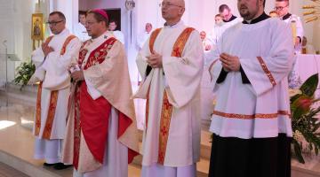 Jubileusz 30 – lecia parafii pw. M.B.Fatimskiej oraz Święcenia Diakonatu – 2019