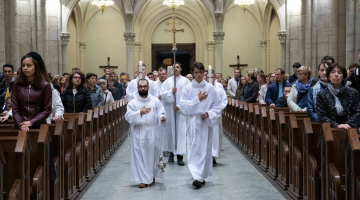 Abp Ryś do studentów: wiara nie jest procesem świętego spokoju i stabilizacji!
