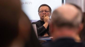 Litterae clausae zaprezentowany podczas Konferencji Archiwistów Kościelnych w Łodzi