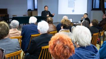 Inauguracja Roku Akademickeigo 2019/2020 na Uniwersytecie Trzeciego Wieku w Łodzi