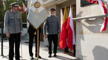 Tablica ku czci Legionistów Marszałka Piłsudskiego – 2019