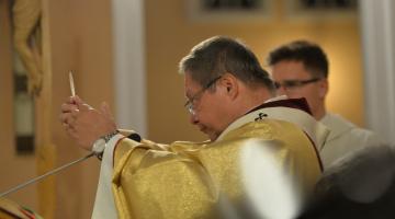 Komu służysz: pasterzowi czy wilkowi?   Odpust ku czci bł. Jakuba Strzemię