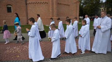 Łask: Odpust św. Michała Archanioła