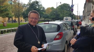 List do Młodych i nagroda Papieża Franciszka | konferencja prasowa