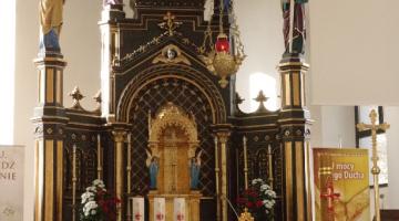 ODPUST W PARAFII ŚW.MARCINA BISKUPA I ŚW.MARII MAGDALENY – GÓRKA PABIANICKA