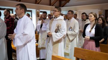 W Porszewicach trwa Ogólnopolska Szkoła Ewangelizatorów