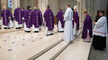 Byli autentycznymi, odważnymi świadkami Chrystusa i to zmartwychwstałego – modlitwa z zmarłych biskupów i członków kapituły katedralnej
