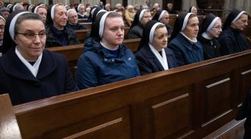 Abp Ryś: dziękuję Siostrom za to, coście przez te 100-lat tu wniosły!