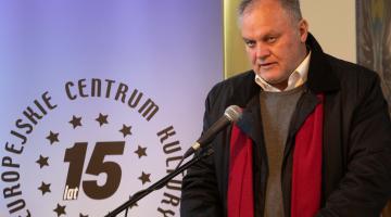 Jubileusz 15-lecia Europejskiego Centrum Kultury LOGOS