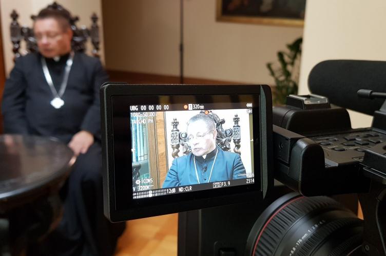 Abp Ryś o polityce, podziałach w Kościele i LGBT -  wywiad