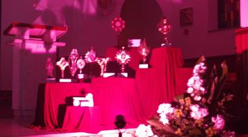Noc Świętych na Rudzie Pabianickiej