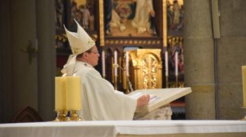 Abp Ryś: Pan Bóg już działa w waszym życiu swoją łaską