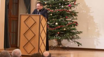Spotkanie świąteczne łódzkiego świata nauki