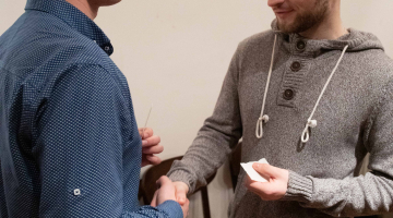 Spotkanie opłatkowe w DA5