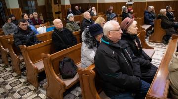 Abp Ryś w łódzkim Karmelu: Bóg jest większy niż nasza niewiara!