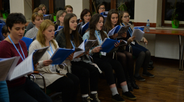 II Warsztaty Liturgiczno-Muzyczne w Porszewicach