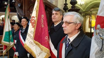 Abp Ryś o wolności od i wolności ku | 38. rocznica Stanu Wojennego