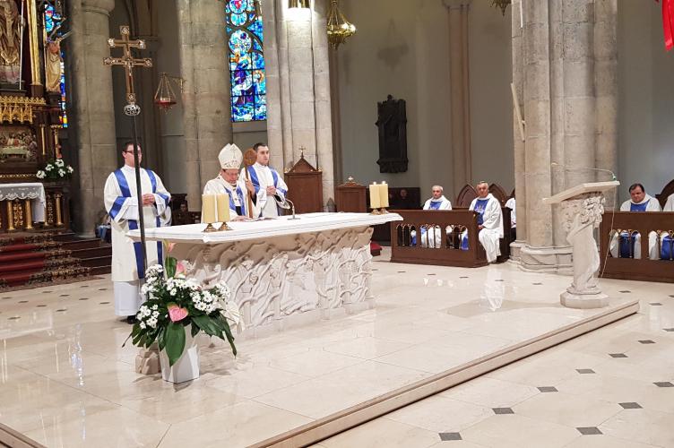 Kandydatura do Diakonatu w Archidiecezji Łódzkiej | 2019