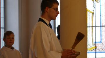 Nowe organy w kościele N.S.J w Tomaszowie Mazowieckim