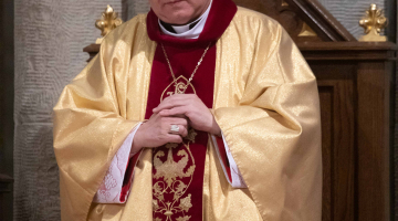 Bp Pękalski: Bóg zapłać wszystkim za wszystko! – jubileusz 20 – lecia sakry biskupiej