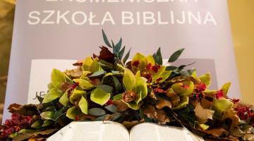 O Skrutacja Pisma Świętego w Ekumenicznej Szkole Biblijnej