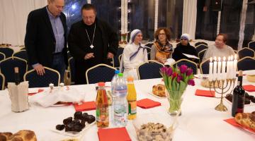 Radość Szabatu przy wspólnym stole – łódzkie obchody XXIII Dnia Judaizmu w Kościele Katolickim