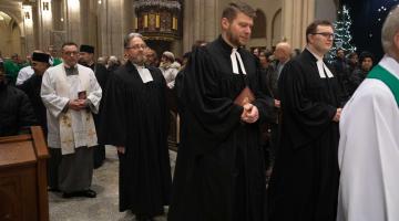 Łódzkie dni modlitw o jedność chrześcijan 2020 – katedra rzymskokatolicka
