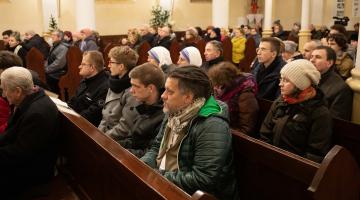 Łódzkie dni modlitw o jedność chrześcijan 2020 – Kościół Starokatolicki Mariawitów