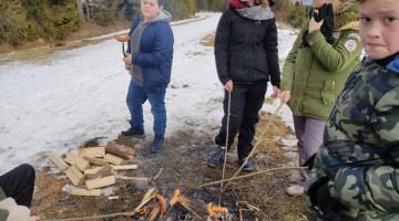 Ferie młodzieży z Budzynka i Domaniewa