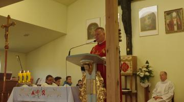 Odpust u św. Doroty w Mileszkach