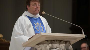 Abp Ryś do konsekrowanych: rady ewangeliczne są na usługach miłości!