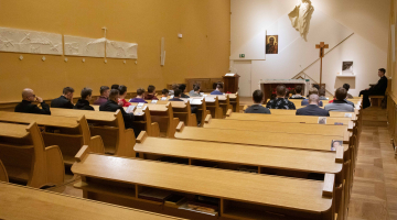 Urodziny – rekolekcje w Wyższym Seminarium Duchownym