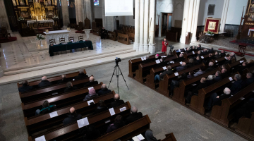 Inauguracja III części IV Synodu Archidiecezji Łódzkiej – 2020
