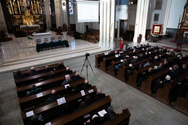 Inauguracja III części IV Synodu Archidiecezji Łódzkiej - 2020