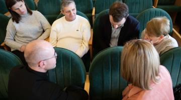 Kościół w nauczaniu Papieża Franciszka – popołudniowa sesja synodalna