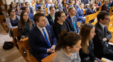Ogólnopolski zjazd Katolickiego Stowarzyszenia Młodzieży w Porszewicach – 2020