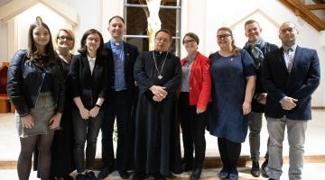 Abp Ryś do delegatów KSM-u: bądźcie przy Piotrze, bądźcie przy Franciszku!