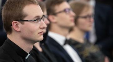Abp Ryś: Jezus jest na modlitwie i w poście! – Admissio Seminarium Redemptoris Mater