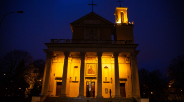 Łódzkie Kościoły Stacyjne 2020 #1 – Kościół Matki Boskiej Zwycięskiej