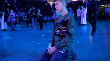 Abp Ryś do młodych:twoje imię to nie legion, a uczeń! – Arena Młodych 2020 #2