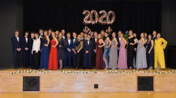 Studniówka 2020 u Salezjanów