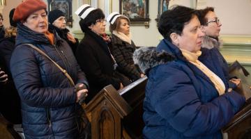 Abp Ryś: Stanisława Leszczyńska swoim życiem uczy nas modlitwy Ojcze nasz!