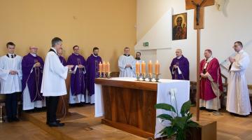 Posługi lektoratu, akolitatu i kandydatura w Wyższym Seminarium Duchownym – 2020
